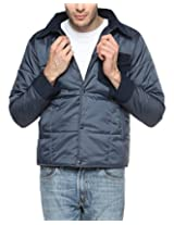 Campus Sutra Navy Blue Mens Jacket (AW15_JK_M_P4_BU_XL)