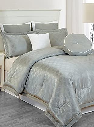Duck River Textile Winston 7-Piece Oversize & Overfilled Comforter Set