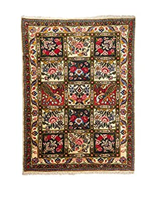 RugSense Alfombra Persian Bakhtiari Super Marrón/Multicolor
