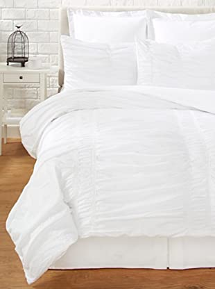 Mélange Home Belle Embroidered Duvet Set
