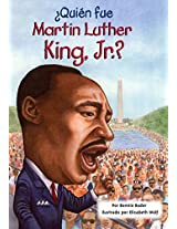 ¿Quién fue Martin Luther King, Jr.? (Who Was...?)