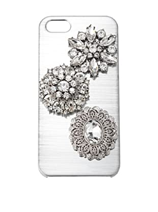 Olivia Riegel Jossie iPhone 5 case Swarovski® Crystal Encrusted Medallion