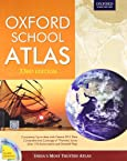 Oxford School Atlas with CD