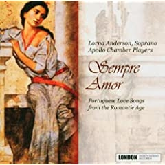 Sempre Amor-Portuguese Love Songs from the Romanti
