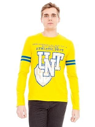 Unitryb Camiseta Manga Larga (Amarillo)