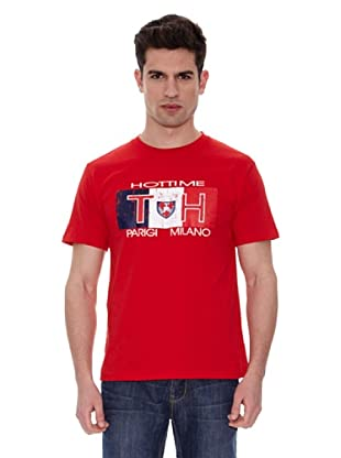 TH Camiseta Francia Mathieu (Rojo)