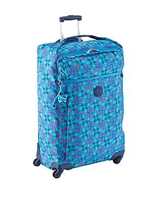 Kipling Trolley, halbstarr Darcey blau 74 cm