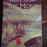 The Monk Who Sold His Ferrari - Robin Smith