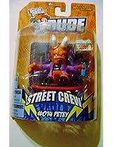 Tech Deck Dude Street Crew #14 Petey