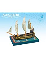 Sails of Glory Ship Pack - Hms Royal Sovereign 1786 Board Game