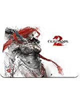 SteelSeries QcK Guild Wars 2 Eir Edition Mousepad