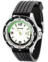 Sonata Superfibre Analog Silver Dial Men's Watch - ND7930PP07