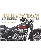 Harley-Davidson 2006 (16 Month Calendar)