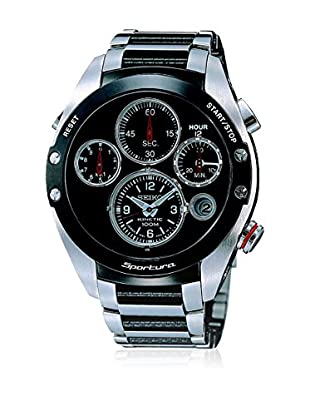 Seiko Reloj con movimiento automático SLQ021 44 mm