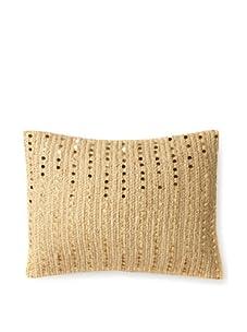 "Mar Y Sol Lola 14"" x 20"" Kidney Pillow (Natural)"