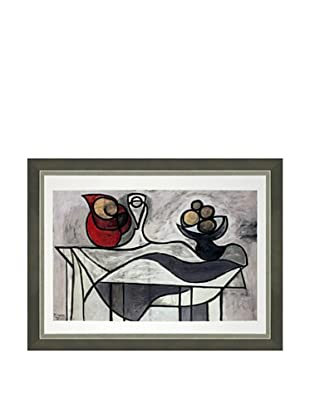 Pablo Picasso: Pitcher and Bowl of Fruit