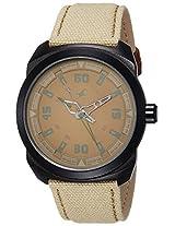 Fastrack Analog Brown Dial Men's Watch - 9463AL06