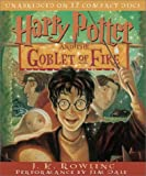 Harry Potter and the Goblet of Fire [Audiobook, Unabridged] [CD]