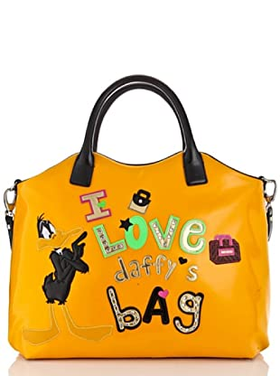 Looney Tunes Shopping Lovely giallo sole