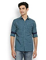 Orange Valley Slim fit Casual Shirt(Size 40)
