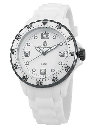 Burgmeister Herren-Armbanduhr XL Analog Quarz Silikon BM603-586B