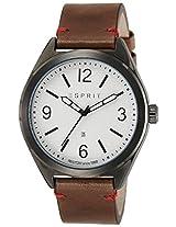 Esprit Analog White Dial Men's Watch - ES108371003