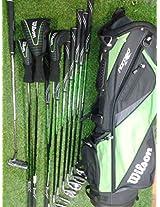 Vector WGGC16140 13 MRH Graphite Golf Set
