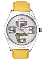 Laurels Colors 1 Analog Multicolor Dial Men's Watch ( Lo-Colors-1)