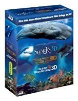 3D Triology(Ocean/Shark/Dolphin) (3D)