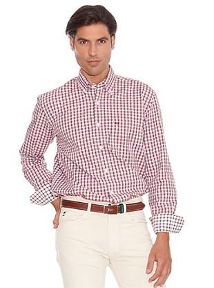 PEDRO DEL HIERRO Camisa Vestir (Rosa)