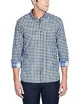 Celio Men's Cotton Casual Shirt
