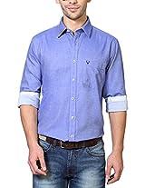 Allen Solly Blue Shirt