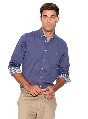 Springfield Hemd (Blau)