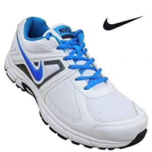 Nike Men's Sports Shoe 540554-101 Wht photo Blue