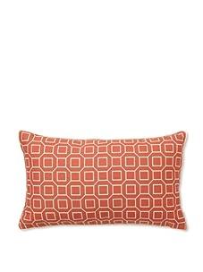 Jiti Hexagon Pillow (Orange)