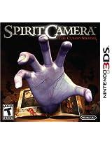 Spirit Camera: The Cursed Memoir (Nintendo 3DS) (NTSC)