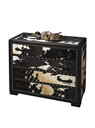 Butler Specialty Company Modern Expressions Chest, Black/Multi