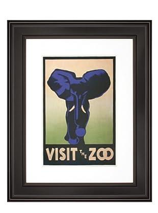 See America Zoo 2, 16 x 20