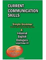Spoken English books through tamil-Current communication skills
