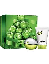 DKNY Be Delicious Coffret: Eau De Parfum Spray 50ml/1.7oz + Body Lotion 100ml/3.4oz 2pcs