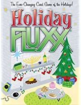 Holiday Fluxx Card Game by Looney Labs