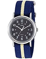 Timex Analog Black Dial Unisex Watch - T2P1466S