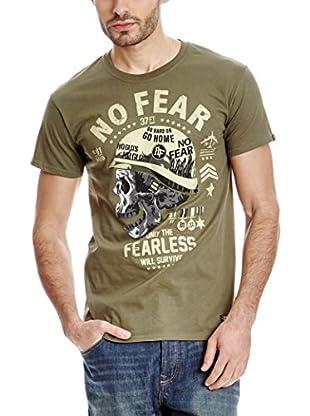 No Fear Camiseta Manga Corta Bravery