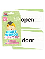 Sight Words Flashcards For Reading Readiness Choose From 5 Grade Levels, 100 Words Each! By Pint Size Scholars (First Grade)