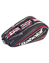 Babolat 751043-144 X 12 Aero Line Racquet Holder (Black/Red)