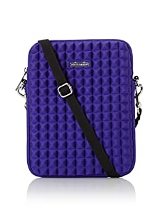Rebecca Minkoff Women's iPad Case with Strap (Purple)