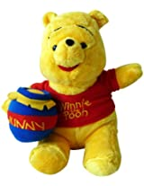 Disney Pooh with Honey Pot (10-inch)