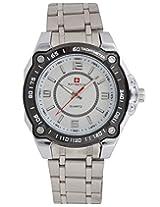 Baywatch 2564 Analog Watch - For Men (Steel) 2564WHITE