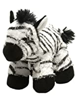 Wild Republic Hug Ems Zebra Plush Toy