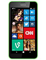 Nokia Lumia 630 (Single SIM, Green)